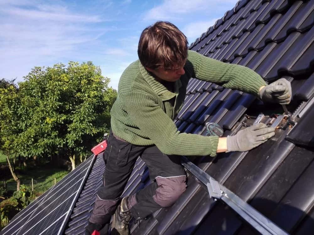 zonnepanelen Neerpelt montage