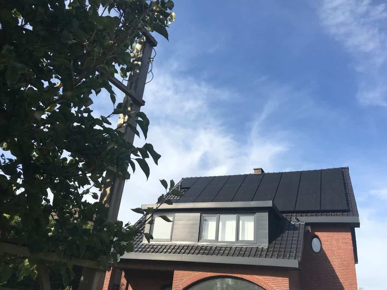 zonnepanelen Lg Duffel